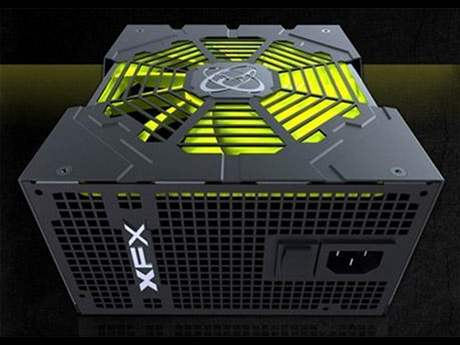 XFX 850W Black Edition ATX 2.3