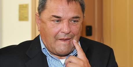 Jiří Škrla, bývalý generální ředitel Veletrhy Brno a.s.