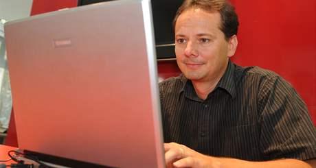 Vrchní sládek pivovaru Starobrno Tomáš Pluháček hostem on-line  rozhovoru
