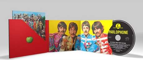 Sgt. Pepper�s Lonely Hearts Club Band (z remasterovan� kolekce alb The Beatles)