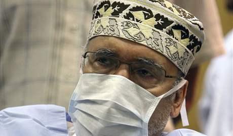 Midžrahí se poprvé objevil na veřejnosti (9. září 2009)