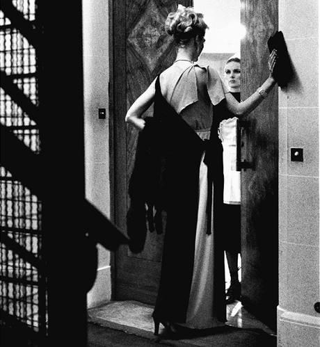 Helmut Newton: 16th Arrondissement, French Vogue, Paris 1975