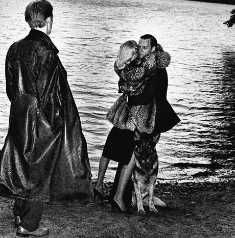 Helmut Newton: Fashion, German Vogue, Berlin 1979