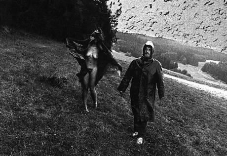 Rostislav Košťál: Ces deux/Ti dva, 1972