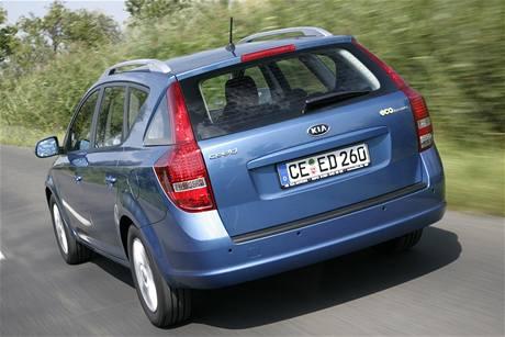 Kia cee´d Sporty Wagon s novou tváří