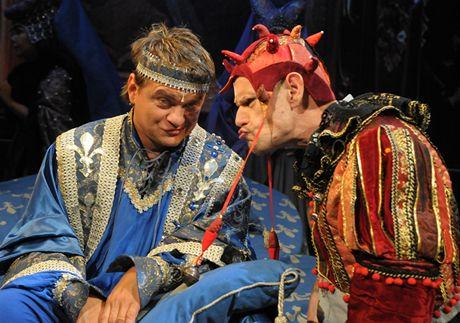 Z muzikálu Johanka z Arku