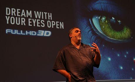 IFA 2009 - den 0, John Landau, producent filmu Jamese Camerona - Avatar