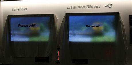 IFA 2009 - den 0, novinky Panasonic zatím neodkryté