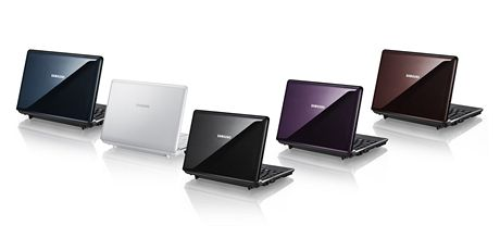 IFA 2009 - Samsung N140