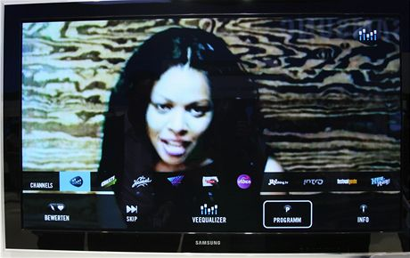 IFA 2009 - novinky Samsung, videoklipy na přání ve vaší televizi