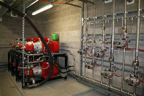 NTK hasici system