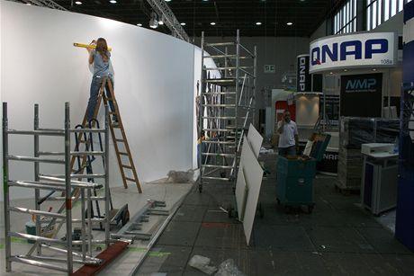 IFA 2009 před otevřením