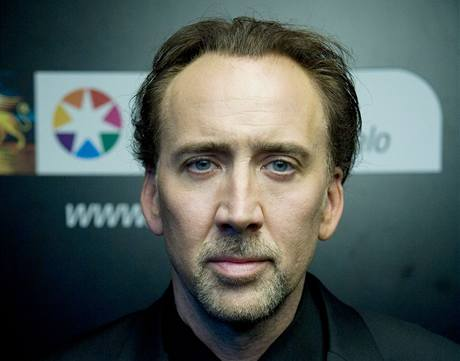 Nicolas Cage (Benátky 2009)