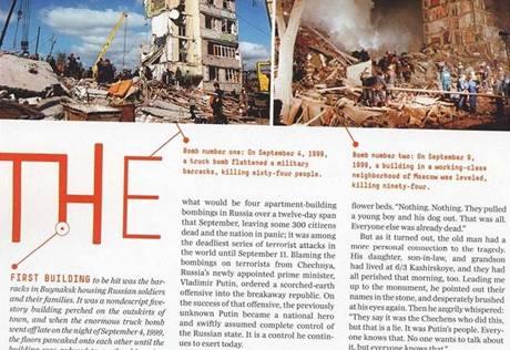 Článek, který prý v ruské verzi magazínu CQ nesměl vyjít.