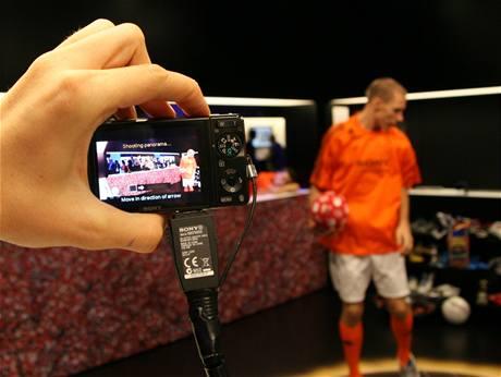 Sony Cybershot WX-1 - Panorama