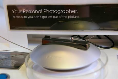 Sony Party-shot - automatický fotograf pro vaše oslavy