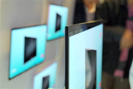 LG SL9000 - nejtenčí LCD televizor má tloušťku jen 29 mm