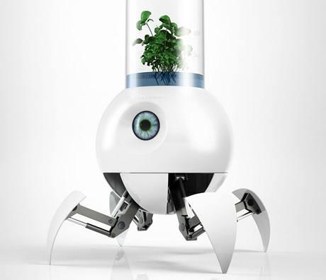 Robotický skleník Le Petit prince