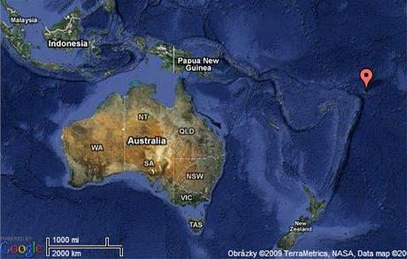 Mapa Samoy