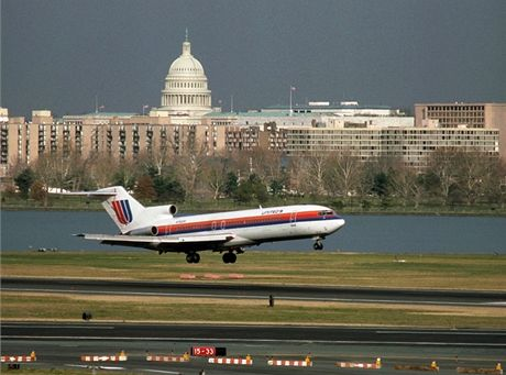Reagan National Airport, Washington, D.C., USA
