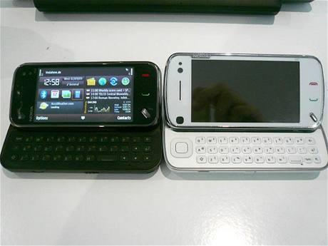 Nokia N97 mini na veletrhu Nokia World