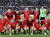 Česko: základní sestava před zápasem na Slovensku