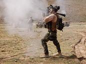 České speciální síly v Afghánistánu