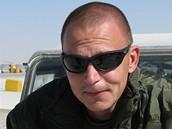 Velitel speciálních sil Karel Kovanda