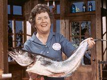 Julia Childová, ikona amerického televizního vaření