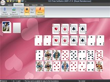 123 Free Solitaire 2009 2