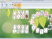 123 Free Solitaire 2009 3