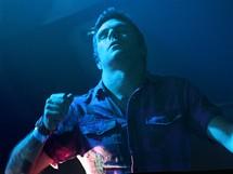 Britská Groove Armada (na snímku Tom Findlay) vystoupila v pražském klubu SaSaZu