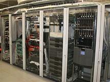 NTK serverovna