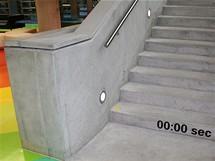 NTK schodiště