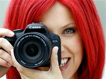 Miss IFA se zrcadlovkou Canon EOS 500D