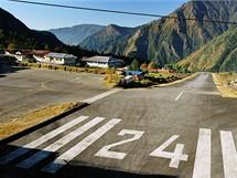 Letiště v Lukle, Nepál