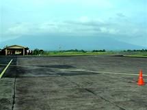 Letiště Naga, Filipíny