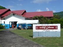 Chuuk International Airport, Weno, Mikronésie