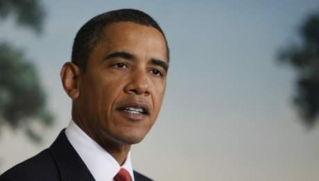 Barack Obama oznamuje, že USA nepostaví základny v Česku a Polsku (17. září 2009)