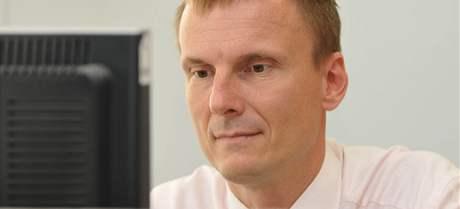 Ředitel brněnské Vaňkovky Martin Kondrát byl hostem on-line iDNES