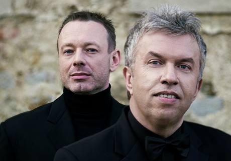 Jaroslav Svěcený a Michal Dvořák
