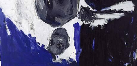 Z výstavy Georg Baselitz: Obrazy 1960-2008
