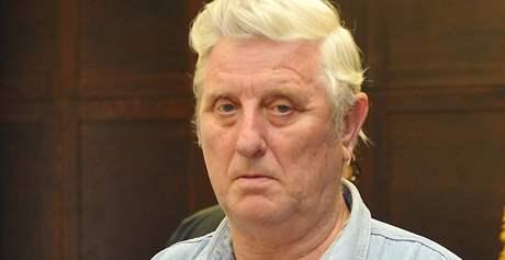 Alois Altman u soudu pro Brno- venkov.