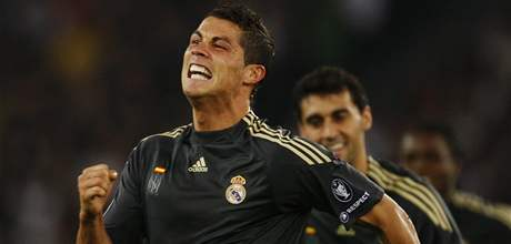Curych - Real Madrid; Ronaldo se raduje