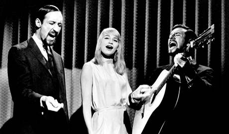 Peter, Paul & Mary v roce 1963