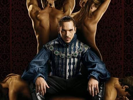 K seriálu Tudorovci - 3. řada - Jonathan Rhys Meyers