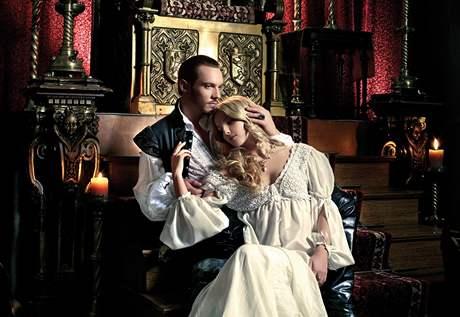 K seriálu Tudorovci - 3. řada - J.R. Meyers a Annabelle Willis
