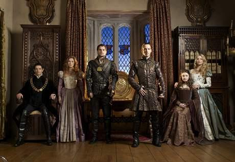 Ze seriálu Tudorovci - 3. řada