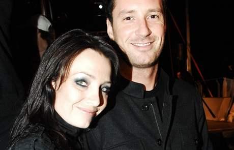 Petr Vágner s manželkou Gábinou