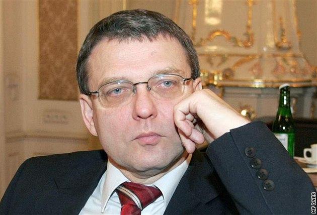 Lubomír Zaorálek (�SSD).